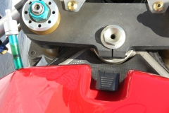 888 corsa top clamp